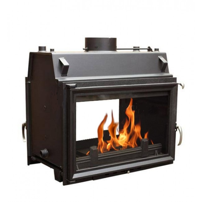 Oliwia Tunnel 22kw Double Sided Boiler Insert Stove
